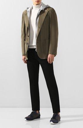 Комплект из куртки и жилета | Фото №2