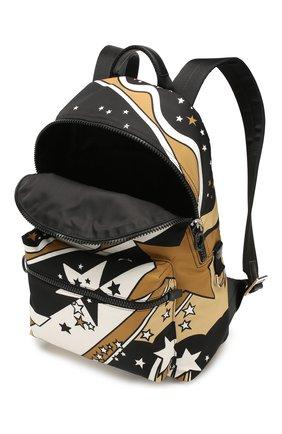 Мужской текстильный рюкзак vulcano DOLCE & GABBANA разноцветного цвета, арт. BM1607/AJ610   Фото 4