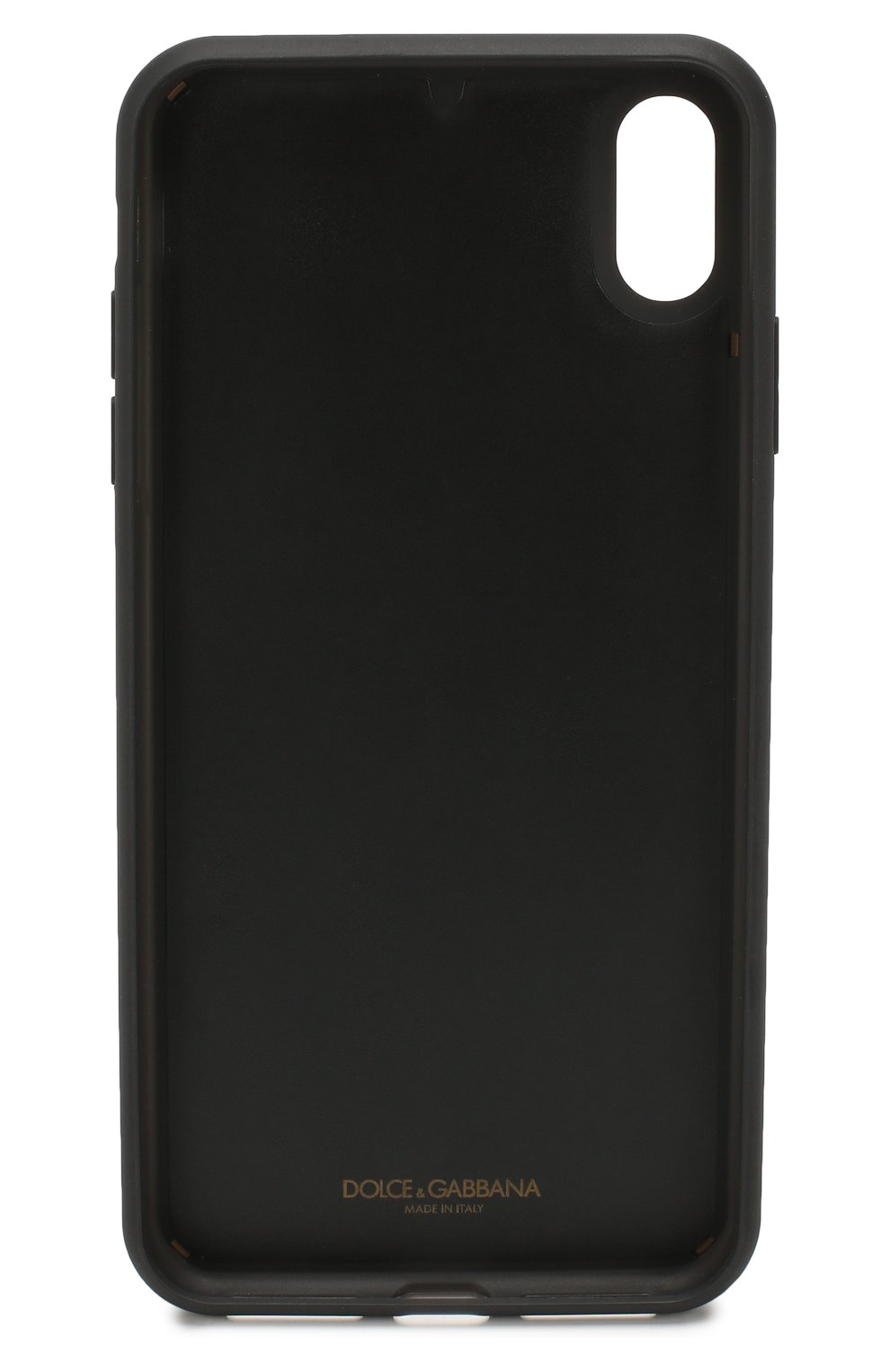 Мужской чехол для iphone xs max DOLCE & GABBANA разноцветного цвета, арт. BI2515/AZ482   Фото 2