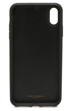 Мужской чехол для iphone xs max DOLCE & GABBANA разноцветного цвета, арт. BI2515/AZ482 | Фото 2