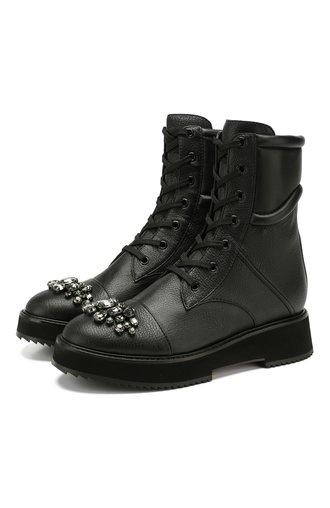 Кожаные ботинки Hadley