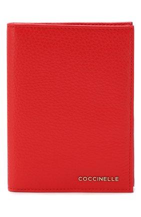 Кожаная обложка для паспорта   Фото №1