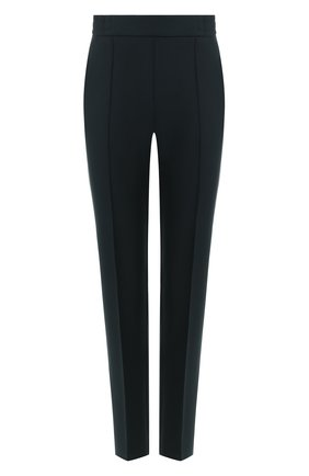 Женские брюки BOSS зеленого цвета, арт. 50419597 | Фото 1