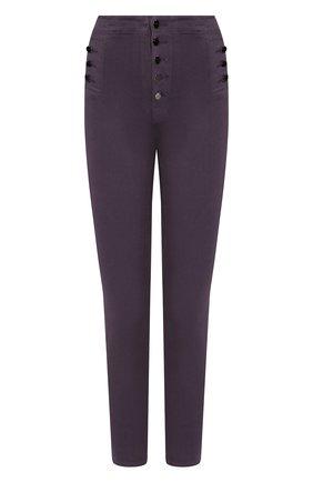 Женские джинсы J BRAND фиолетового цвета, арт. JB002574 | Фото 1