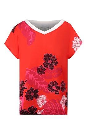 Женская футболка ESCADA SPORT красного цвета, арт. 5033097 | Фото 1