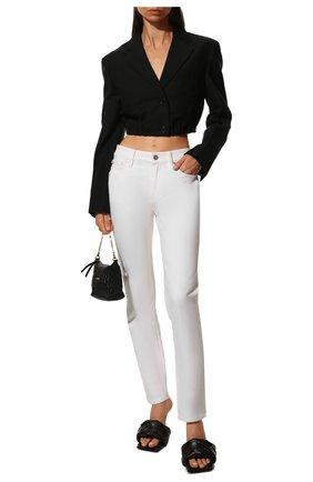 Женские джинсы RALPH LAUREN белого цвета, арт. 290767350 | Фото 2
