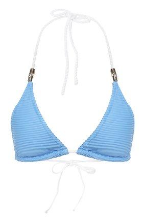 Женский треугольный бра HEIDI KLEIN голубого цвета, арт. 20RSCR0902 | Фото 1