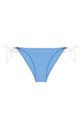 Женский плавки-бикини HEIDI KLEIN голубого цвета, арт. 20RSCR0912 | Фото 1