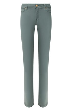Женские джинсы ESCADA SPORT зеленого цвета, арт. 5032539 | Фото 1