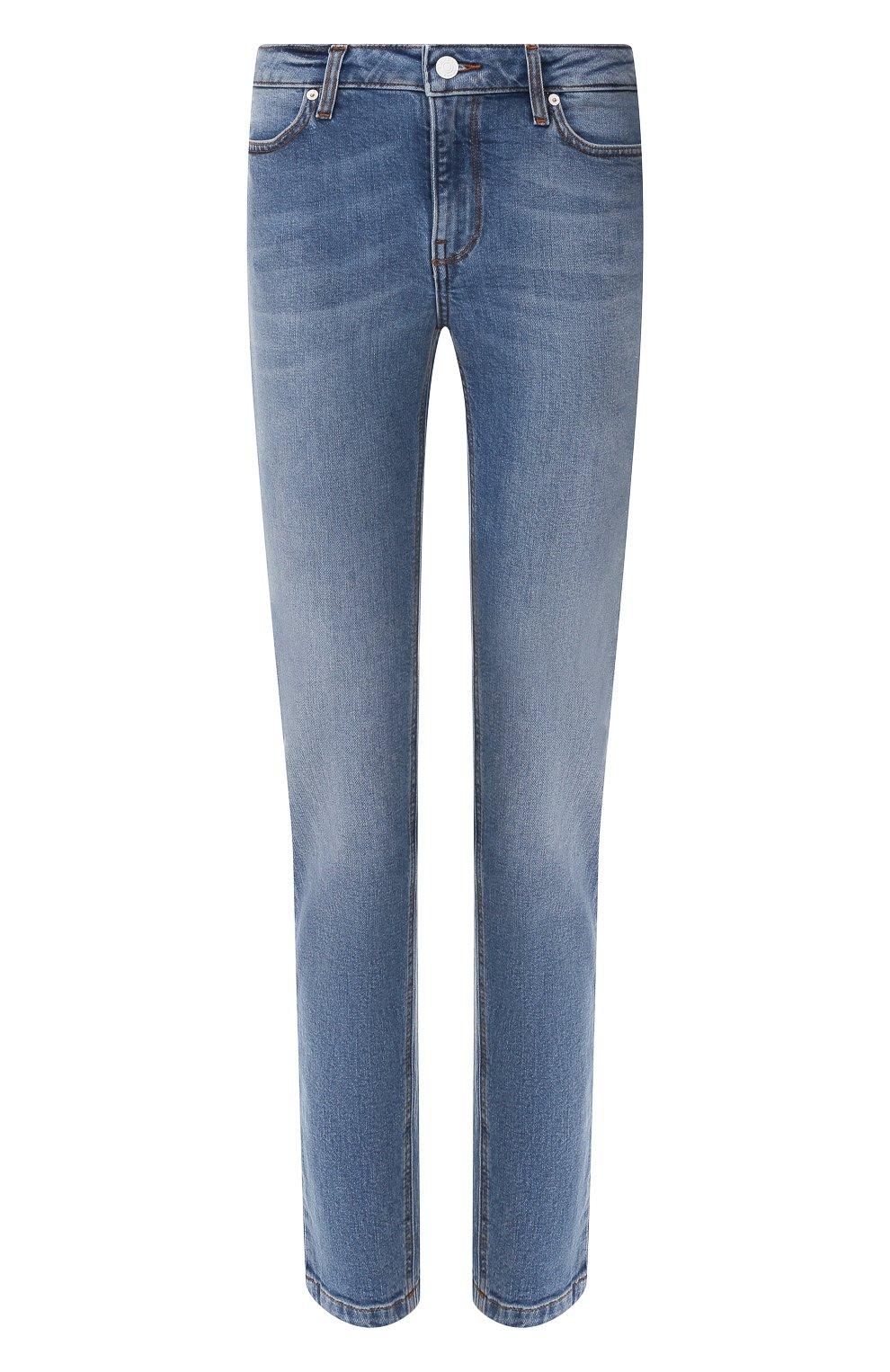 Женские джинсы ESCADA SPORT голубого цвета, арт. 5032044 | Фото 1