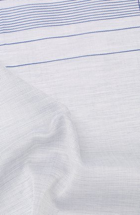 Мужской хлопковый платок SIMONNOT-GODARD голубого цвета, арт. HARLAN | Фото 2
