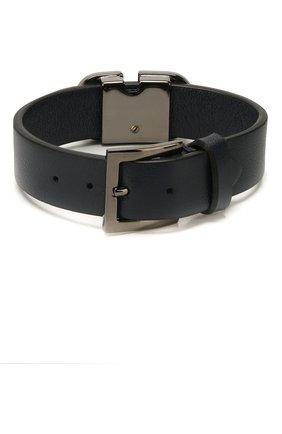 Кожаный браслет Valentino Garavani | Фото №2