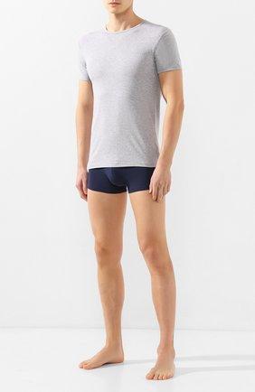 Мужские комплект из двух футболок DIRK BIKKEMBERGS серого цвета, арт. VBKT04086 | Фото 2