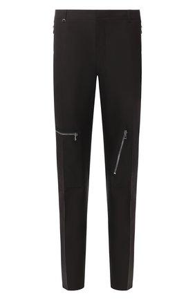 Мужской хлопковые брюки ALEXANDER MCQUEEN черного цвета, арт. 593858/Q0S44 | Фото 1
