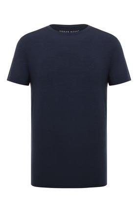 Мужские футболка DEREK ROSE синего цвета, арт. 3048-BASE001 | Фото 1