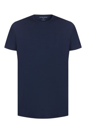 Мужская футболка DEREK ROSE синего цвета, арт. 3048-BASE001 | Фото 1