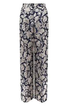 Женские брюки DOLCE & GABBANA темно-серого цвета, арт. FTBM0T/HJMHB | Фото 1