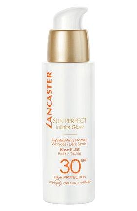 Женский солнцезащитная основа под макияж sun perfect spf30 LANCASTER бесцветного цвета, арт. 3614227727533 | Фото 1