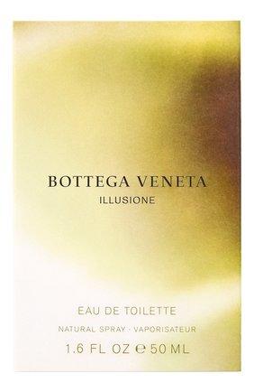 Мужской туалетная вода illusion BOTTEGA VENETA бесцветного цвета, арт. 3614225008726 | Фото 5