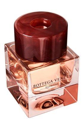 Женский парфюмерная вода illusione BOTTEGA VENETA бесцветного цвета, арт. 3614225621833 | Фото 4