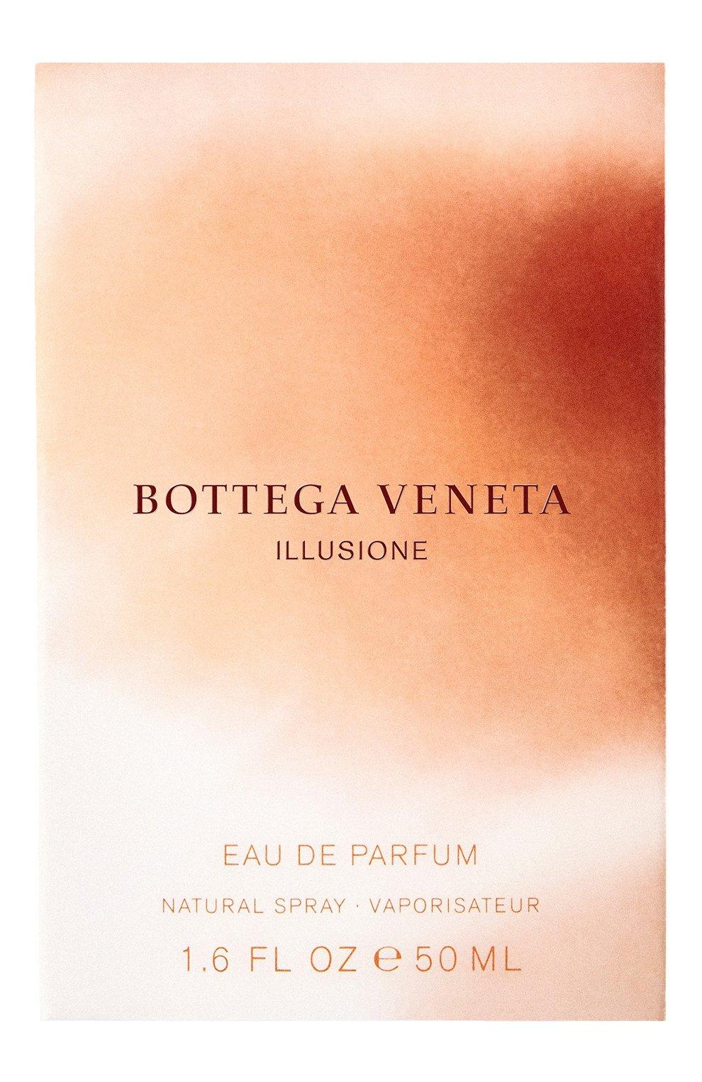 Женский парфюмерная вода illusione BOTTEGA VENETA бесцветного цвета, арт. 3614225621833 | Фото 5