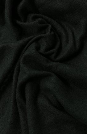 Мужские шарф helsinki из кашемира BALMUIR темно-зеленого цвета, арт. HELSINKI SCARF | Фото 2