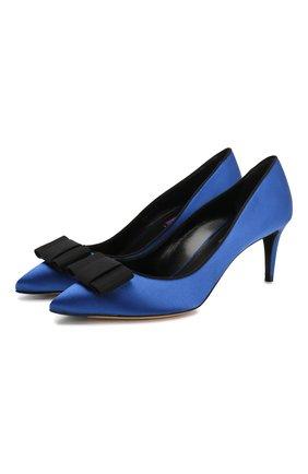 Текстильные туфли Dimitria | Фото №1