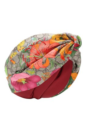 Шелковая повязка на голову | Фото №1