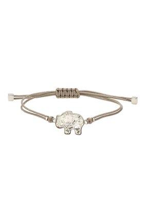 Женский браслет elephant SWAROVSKI серого цвета, арт. 5518653 | Фото 1