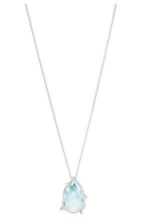 Женская кулон sunny SWAROVSKI серебряного цвета, арт. 5520494   Фото 2
