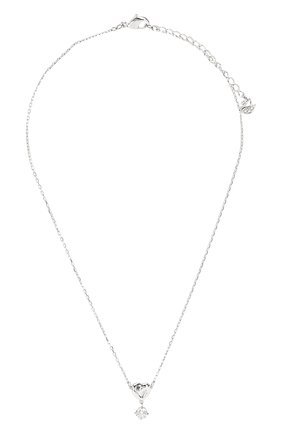 Женская кулон lifelong heart SWAROVSKI серебряного цвета, арт. 5517928   Фото 1