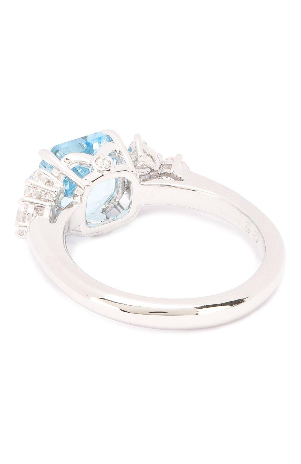 Женское кольцо sparkling SWAROVSKI серебряного цвета, арт. 5524141   Фото 2