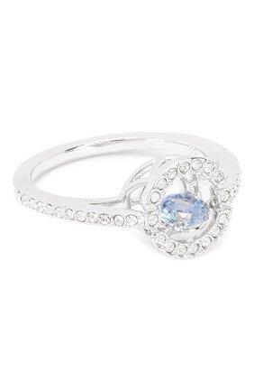 Женское кольцо sparkling dance SWAROVSKI серебряного цвета, арт. 5537057 | Фото 1