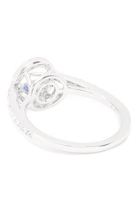 Женское кольцо sparkling dance SWAROVSKI серебряного цвета, арт. 5537057 | Фото 2
