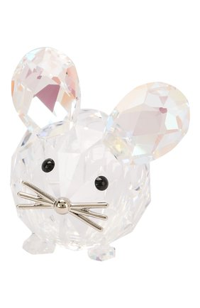 Мужского фигурка replica mouse SWAROVSKI прозрачного цвета, арт. 5492738 | Фото 1