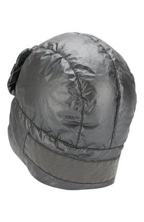 Утепленная шапка-ушанка | Фото №2