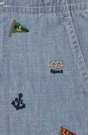 Хлопковые шорты   Фото №3