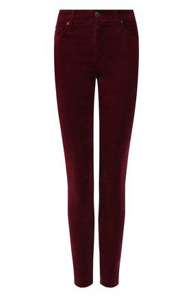 Женские джинсы AG бордового цвета, арт. 0SV1379/GBRY | Фото 1