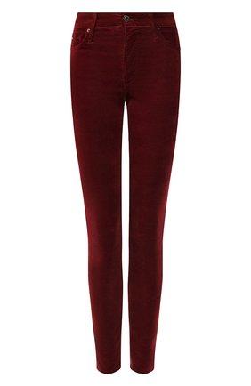 Женские джинсы AG бордового цвета, арт. VVC1389/GBRY | Фото 1