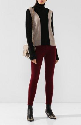 Женские джинсы AG бордового цвета, арт. VVC1389/GBRY | Фото 2