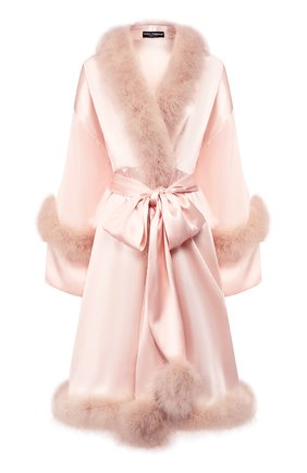 Шелковый халат | Фото №1