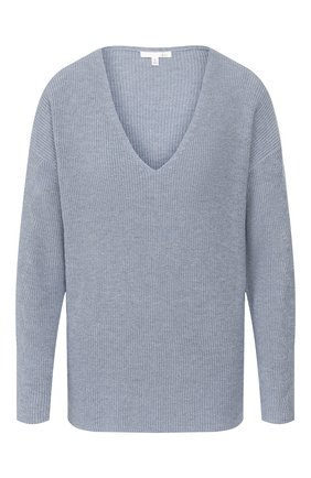 Женская пуловер SKIN голубого цвета, арт. CWN10AB | Фото 1