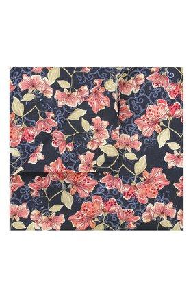 Мужской шелковый платок ETON синего цвета, арт. A000 32143 | Фото 1