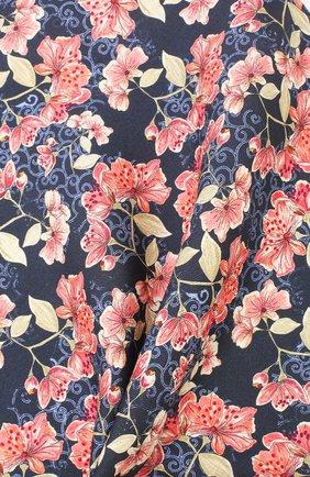 Мужской шелковый платок ETON синего цвета, арт. A000 32143 | Фото 2