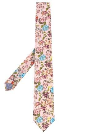 Мужской шерстяной галстук ETON розового цвета, арт. A000 32083 | Фото 2