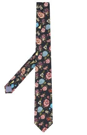 Мужской шерстяной галстук ETON темно-синего цвета, арт. A000 32083 | Фото 2