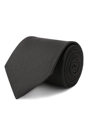 Мужской шелковый галстук ETON темно-синего цвета, арт. A000 32020 | Фото 1