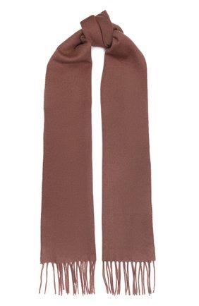 Мужской кашемировый шарф ETON светло-коричневого цвета, арт. A000 29035 | Фото 1