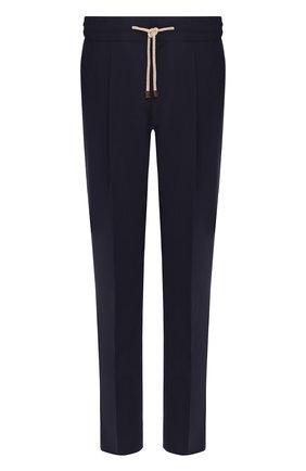 Шерстяные брюки   Фото №1
