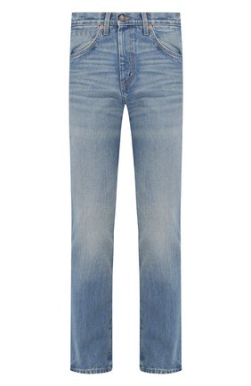 Мужские джинсы GUCCI синего цвета, арт. 599944/XDA1B | Фото 1